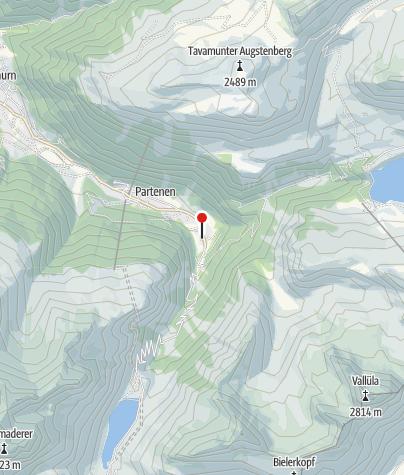 Karte / Mattle Brigitte, Bergheim Guflgut