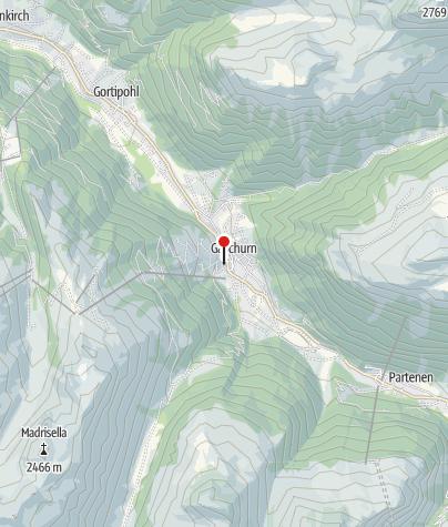 Karte / Haus Tschanhenz-Kranz