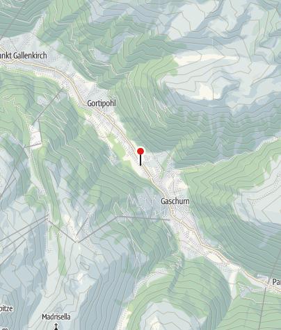 Karte / Ferienhaus Kathrili