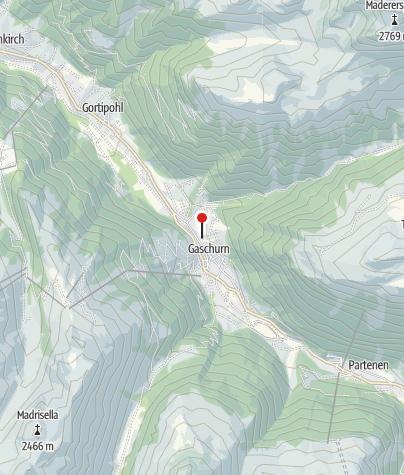 Karte / Haus Sonneck