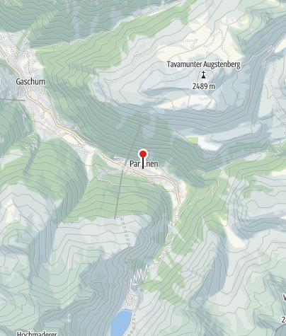 Karte / Landhaus Tschofen