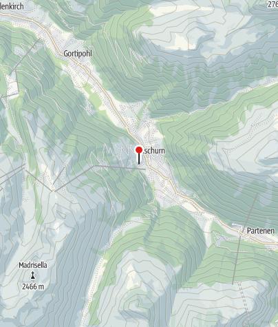 Karte / Haus Schönlechner