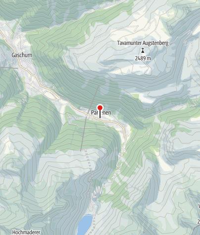 Karte / Alpenhaus Silvretta