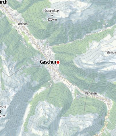 Karte / Haus Ehrlich