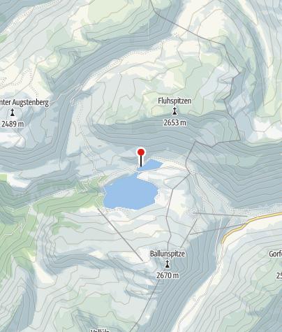 Karte / Haus Zeinissee