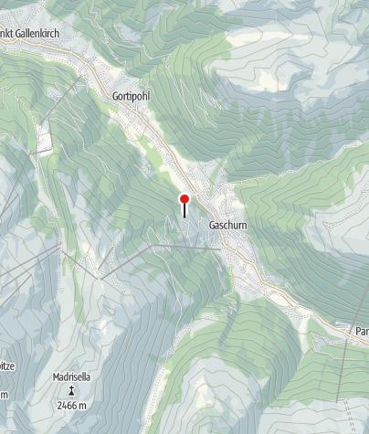 Karte / Haus Berghof