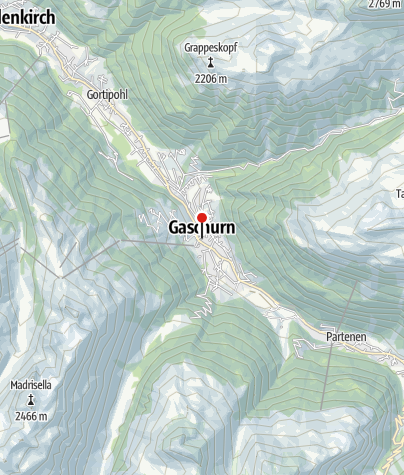 Karte / Bio-Hotel Saladina