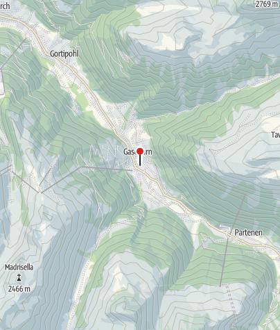 Karte / Hotel Nova