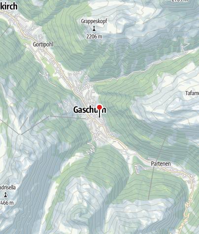 Karte / Landhaus Angelika