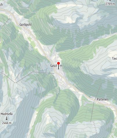 Karte / Sporthotel Silvretta Montafon
