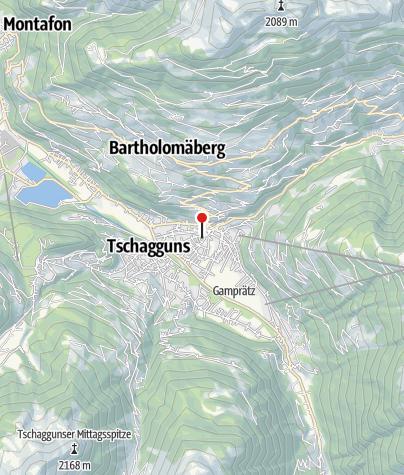 Karte / Landhaus Torghele