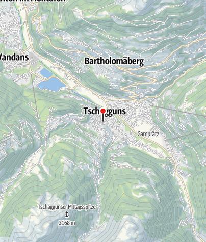 Karte / Mäser Apartments