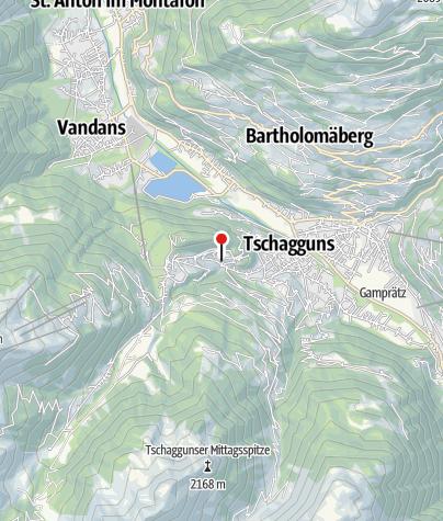 Karte / Haus Bitschnau Herta