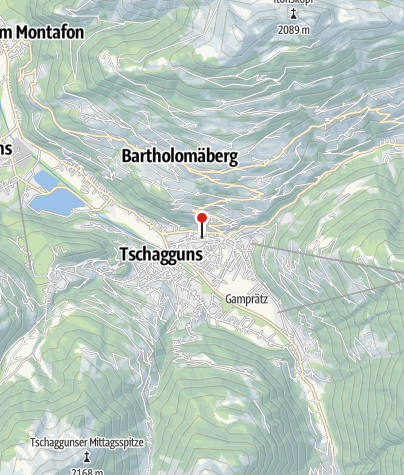 Karte / Haus Kubelka