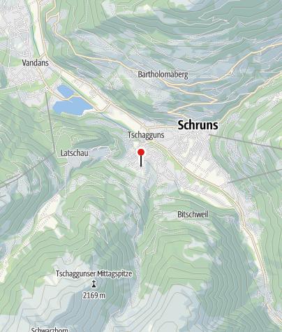 Karte / Haus Hubertus