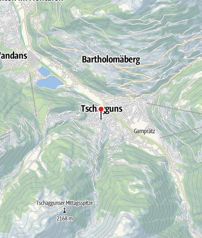 Karte / Habit Petra