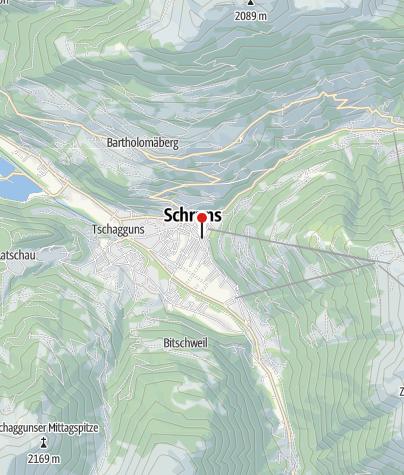 Karte / Ferienwohnung Sonja Kieber