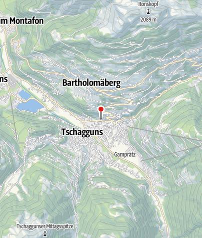 Karte / Sonnenhaus Sander