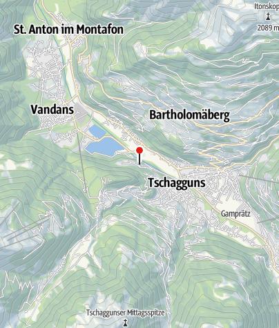 Karte / Haus Bahl Jürgen