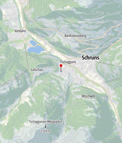 Karte / Haus Filzmoser