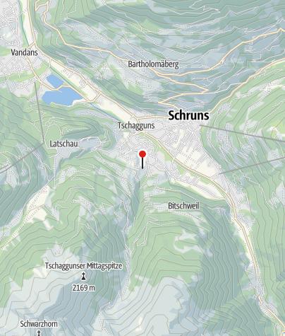 Karte / Haus Galehr Gerda