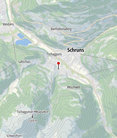 Karte / Haus Kleboth
