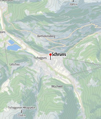 Karte / Thöny, Christian