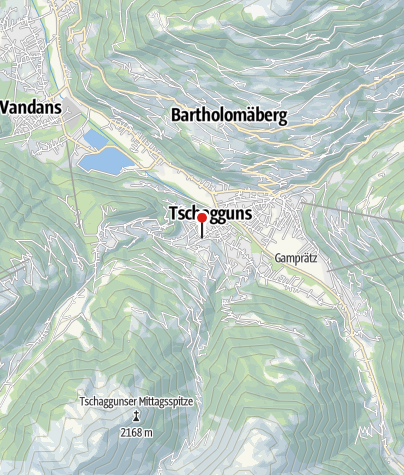Karte / Gästehaus Summer