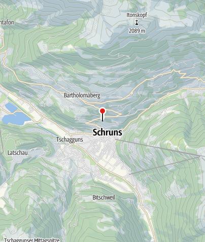 Karte / Scheibenstock Erika