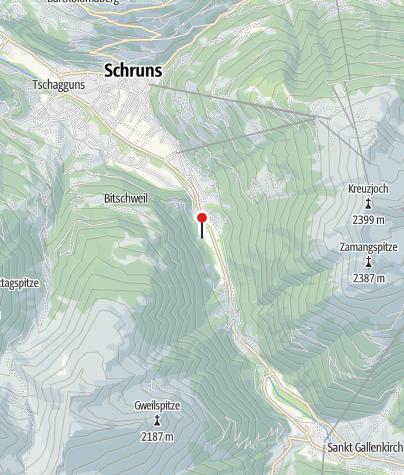 Karte / Schlösslihof