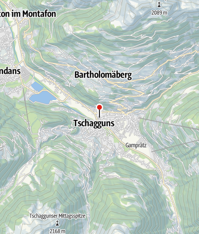 Karte / Haus Rebholz