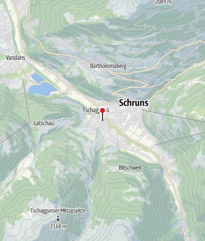 Karte / Haus Stampfer