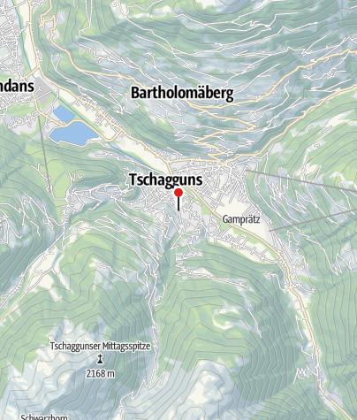 Karte / Haus Thomma