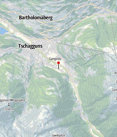 Karte / Landhaus Linda