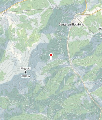 Karte / Deutingalm 1.164 m