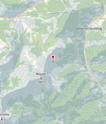 Karte / Reicheralm 1.580 m