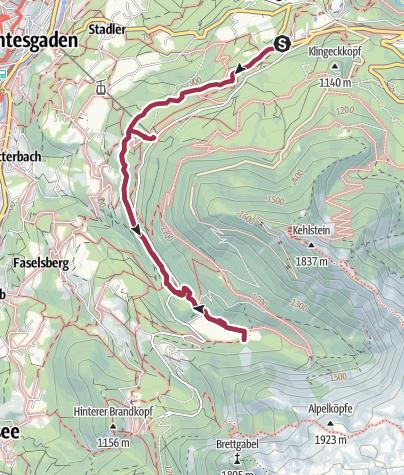 Karte / Carl-von-Linde-Weg