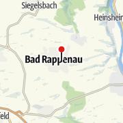 地图 / Kurpark Bad Rappenau
