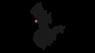 Karte / Wildnis-Trail Etappe 1 (Monschau/Höfen-Simmerath/Einruhr)