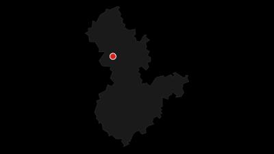 Karte / Wildnis-Trail Etappe 2 (Simmerath/Einruhr-Gemünd)