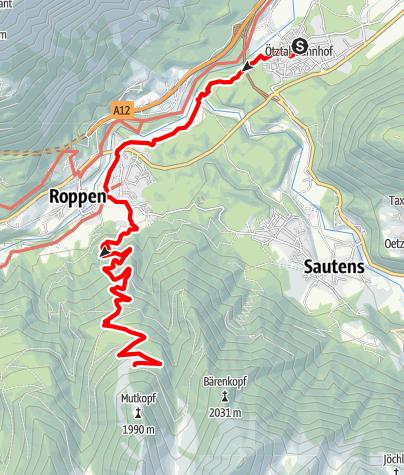 Map / Maisalm