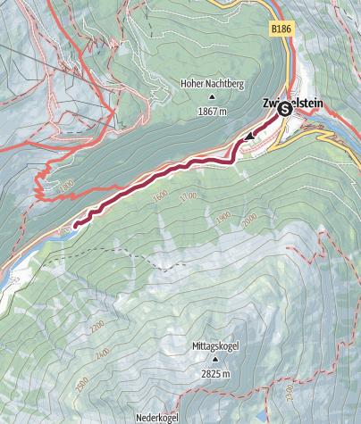 Map / Snackstation Bodenegg