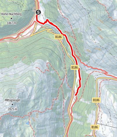 Map / Sahnestüberl