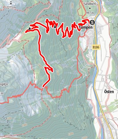 Map / Gehsteigalm