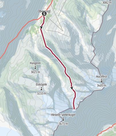 Map / Rotmoosferner