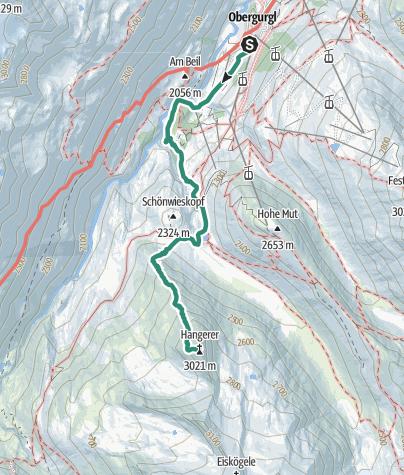 Map / Hangerer
