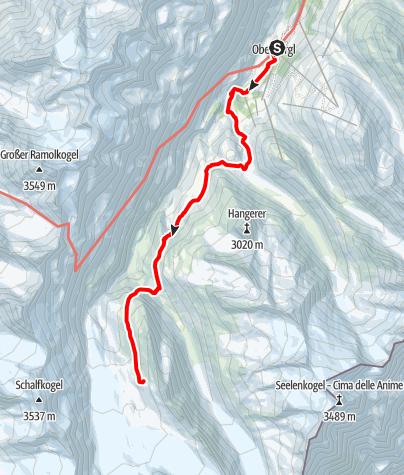 Karte / Hochwildehaus