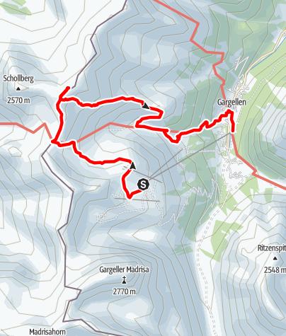 Karte / Riedkopf