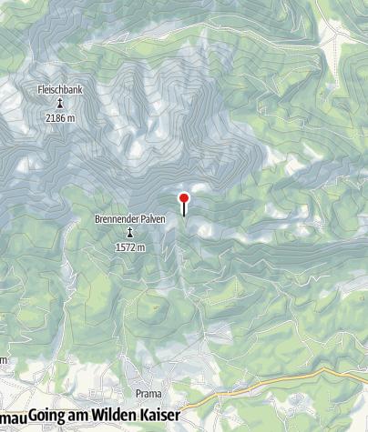 Karte / Ackerlhütte