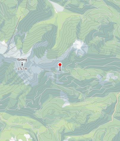 Map / Ahornalmhütte